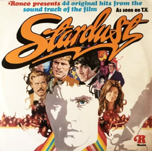 V/A - Stardust: 44 Original Hits From The Sound Track Of The Film (LP) (VG+/VG-)